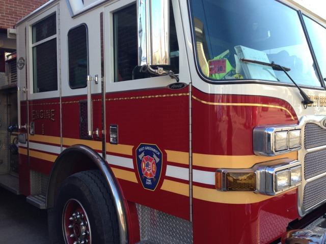Crompton Ave. Fire Damages Back Porch