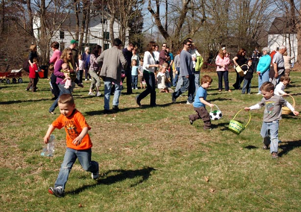 Egg Hunt Moves to Eldredge Field This Saturday