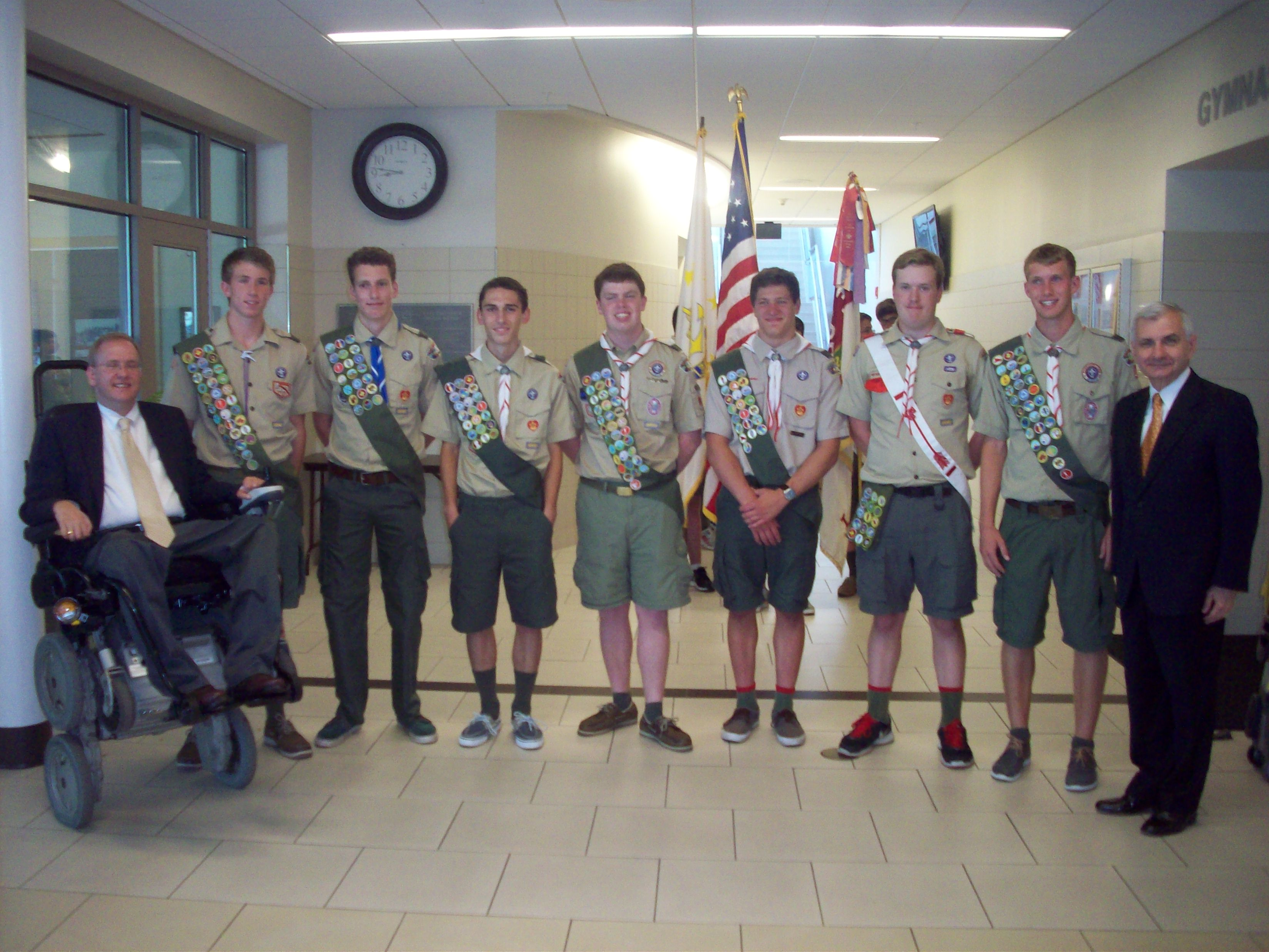 Troop 1 Court Of Honor