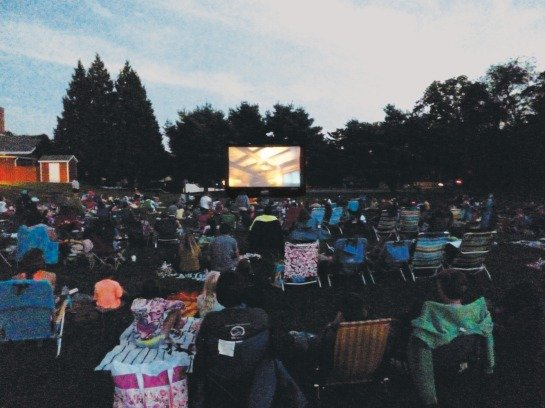 3 Different Movie Nights at Academy Field in August