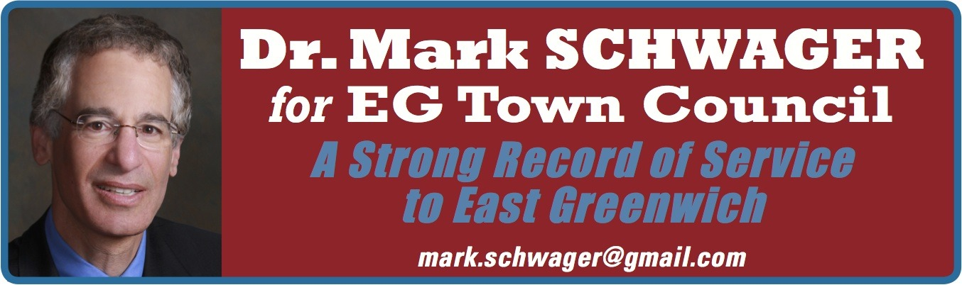 Mark Schwager for Town Council