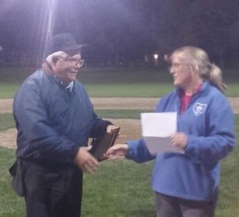 39-Year Softball Veteran Frank Forster Steps Down