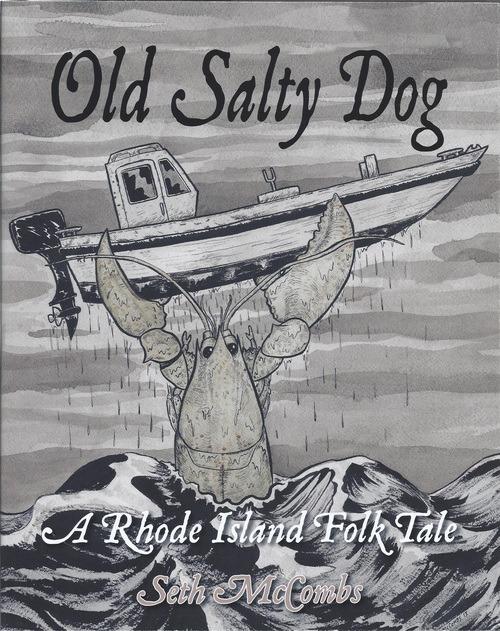 'Old Salty Dog –R.I. Folktale' Author at Symposium Saturday