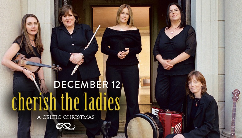 Cherish the Ladies Brings Irish Christmas to Odeum