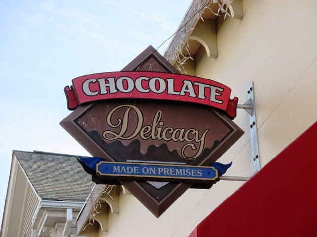 Chocolate Delicacy to Move to Warwick