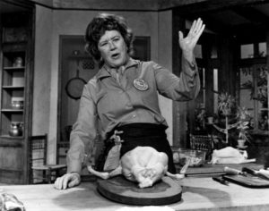 The incomparable Julia Child. Photo credit: avidly.lareviewofbooks.org