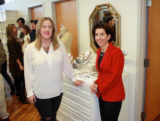 Part of R.I. Jewelry Resurgence, Loren Hope Makes EG Its Home