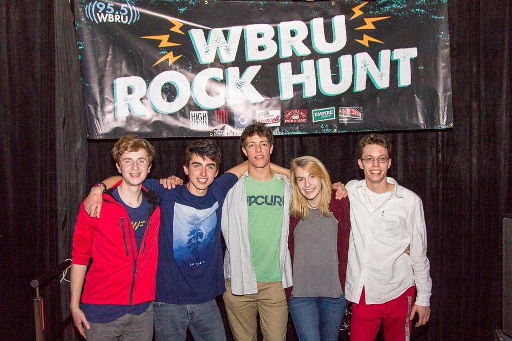 Against Odds, Local Band Public Alley Wins WBRU Rock Contest