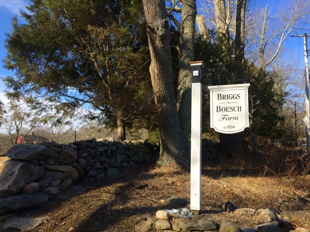 Water Issue at Boesch Farm Forces Town to Examine Land Trust Mission