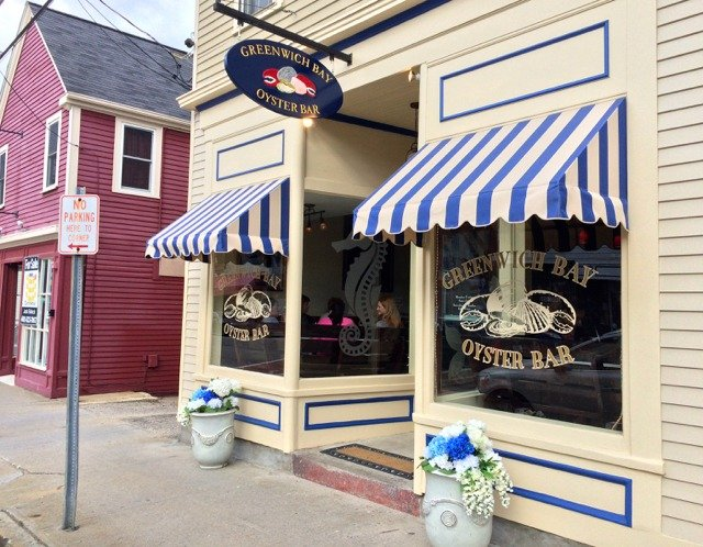 New Home for Greenwich Bay Oyster Bar