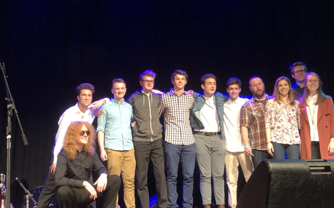 Four Acts Win 'Race to the Stage'