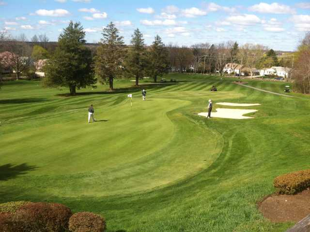 East Greenwich Golf Club Reopens Under New Management