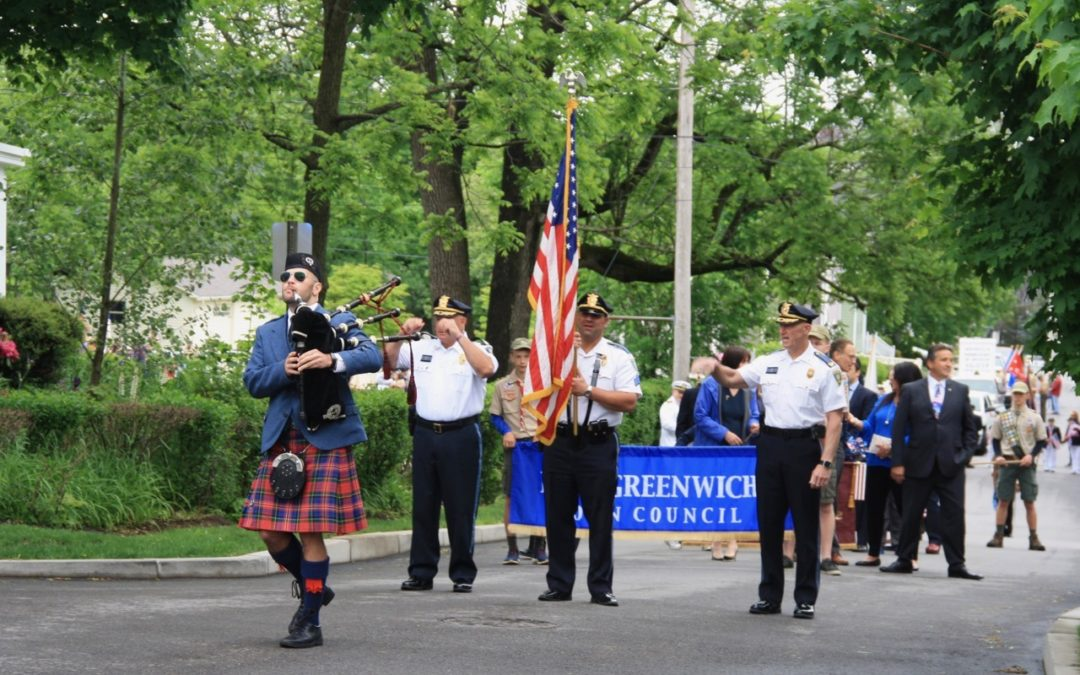 Police, Fire Honor Guards Skip Parade