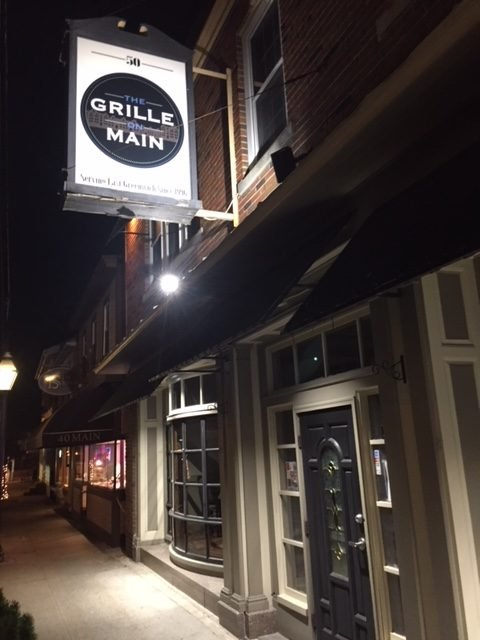 Grille on Main Closes