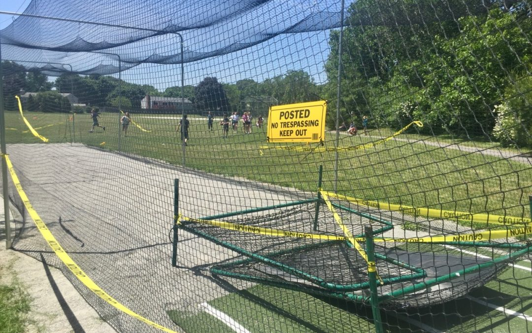 New Cole Batting Cage Shut Down After Neighbor Complains