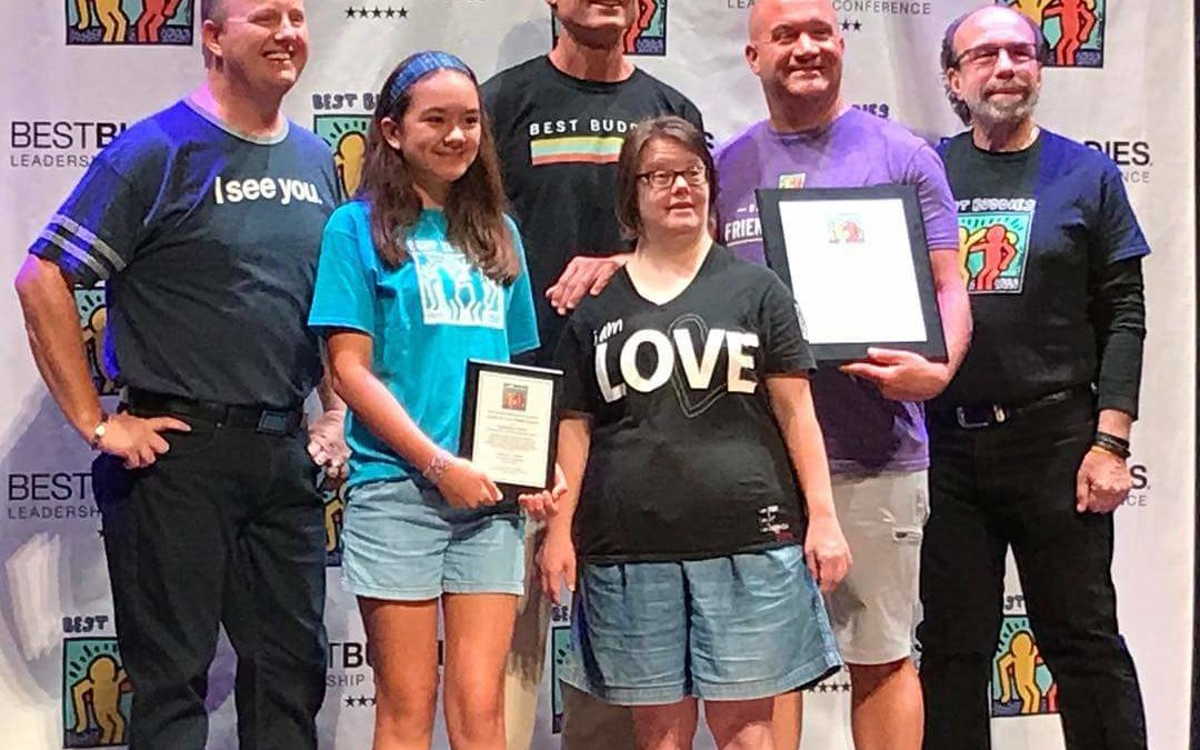 Cole Middle School Best Buddies Named Best In Nation
