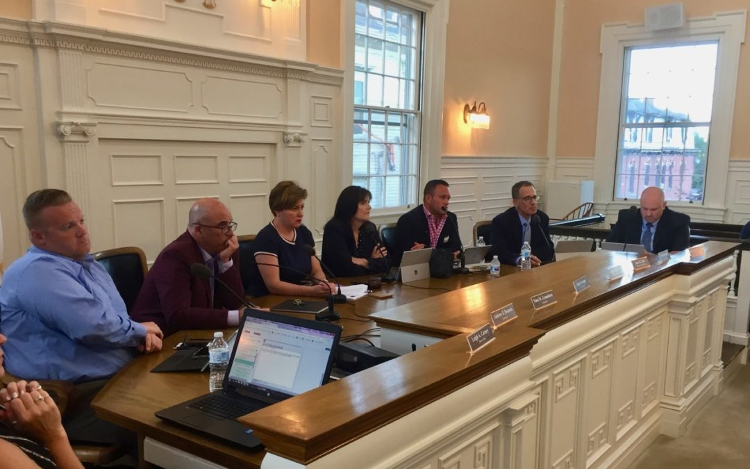Council Approves Using Central Coventry Fire Hiring List; Tables Firefighter Firing