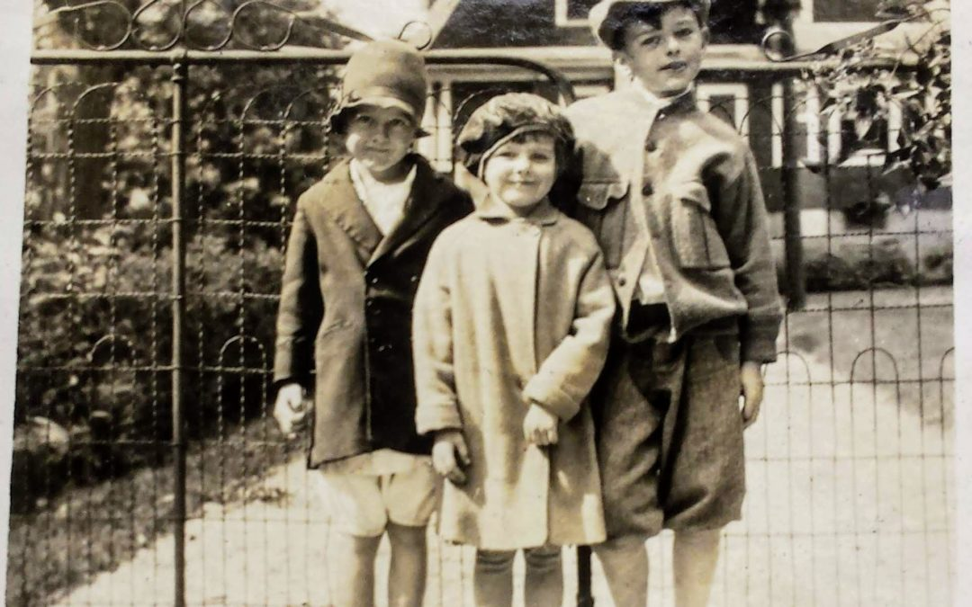 First(ish) Day of School … From 1928!