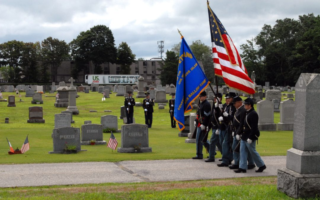 Civil War Veteran Gets Proper 'Burial'