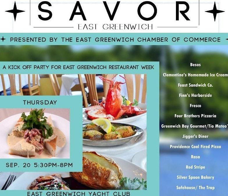 Savor EG Tasting Event Kicks Off Restaurant Week