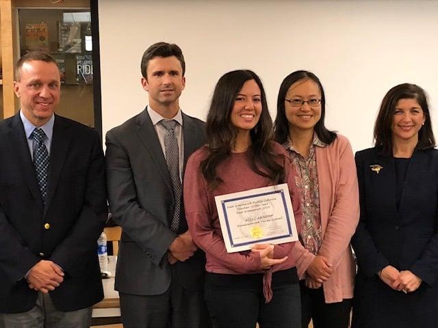 EG Teacher of the Year: Ally Cascione