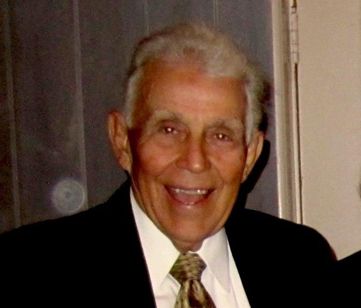 Track Star Lou Lepry, 1929-2018