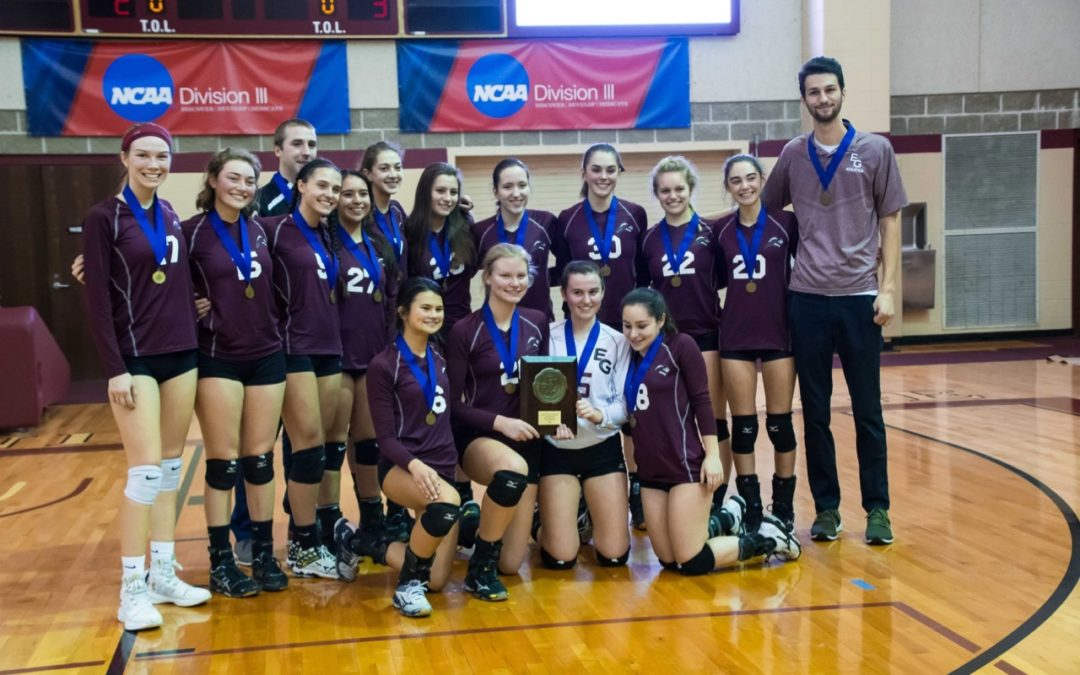 Girls Volleyball: State Champs, Beating Lincoln 3-2