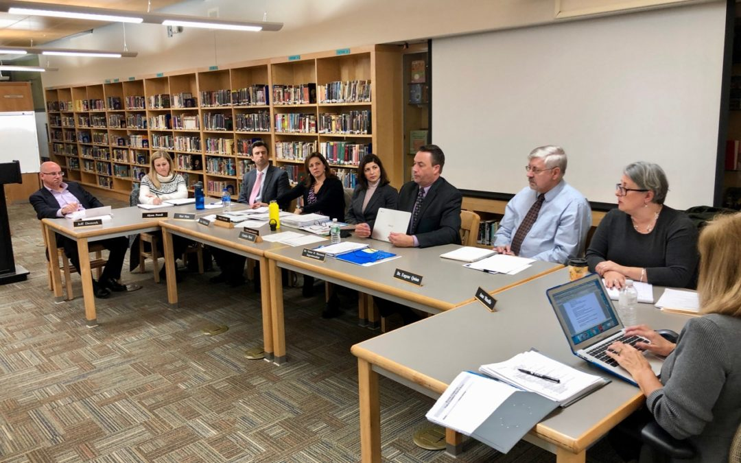 School Committee: Council Has Until Dec. 14 to Respond to $700K Request