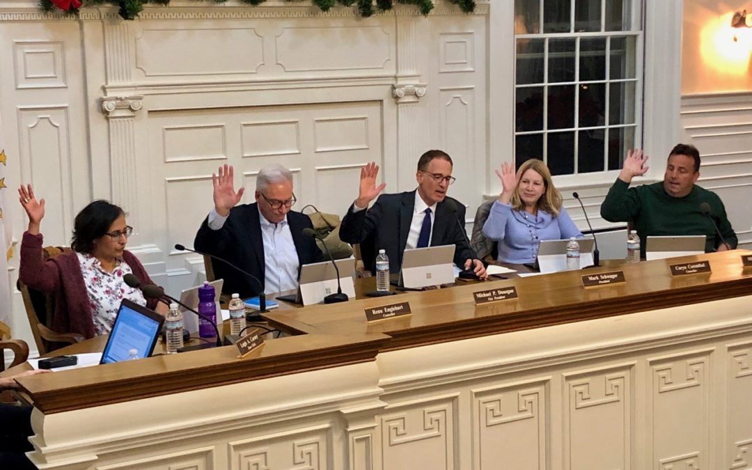 Council Votes In New Town Solicitor